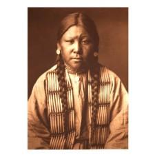 Cheyenne meisje - 1905