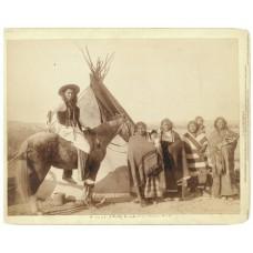Lakota groep - Pine Ridge