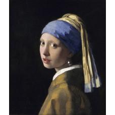 Johannes Vermeer - Het meisje met de parel