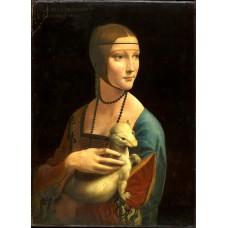 Leonardo Da Vinci - Dame met hermelijn