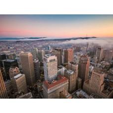 Zonsondergang San Francisco