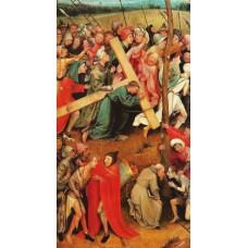 Christus draagt zijn kruis