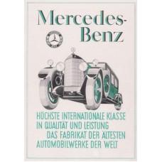 Mercedes - 1930