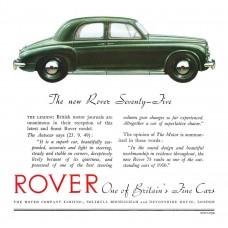 Rover - 1949